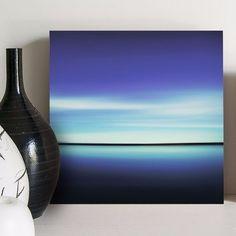 quadro decorativo blue peace