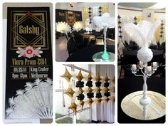 Melbourne, FL Event Decorating Blog - Viera High\'s Gatsby Prom 2014