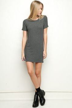 Brandy ♥ Melville | Jenelle Dress - Dresses - Clothing
