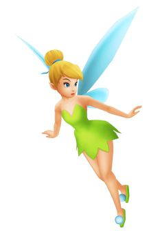 She's always been my favorite..even had Tinkerbell lunch box in grade school :)