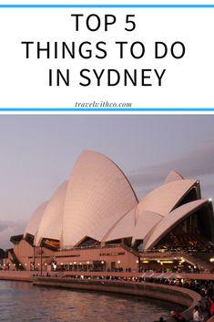 Sydney is the most well-known city in Australia. An impressive skyline, beautiful parks, and beaches, it's a place you shouldn't skip when you're traveling to Australia. In this article, I'll share my top 5 favorite things to do in Sydney. Brisbane, Melbourne, Australia Tourism, Visit Australia, Western Australia, Sydney Australia, Australian Continent, Airlie Beach, Beautiful Park
