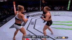 Holly Holm vs. Ronda Rousey — UFC 193 (November 14, 2015)