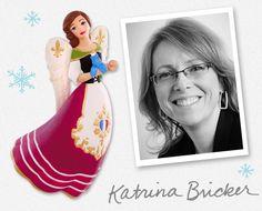 Hallmark 2016 Angels Around the World 6th & last in the series France by Katrina Bricker X