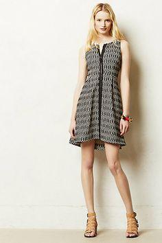 Tonnelle Dress - anthropologie.com