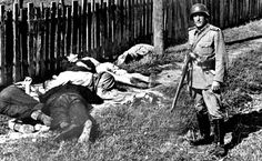 The 'perfect, pitiless, Nazi': German soldiers' confessions reveal how troops driven by bloodlust killed innocent civilians for fun
