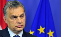 """Hungarian Prime Minister claims he's defending """"European Christianity"""" against a Muslim influx  Hungary's nationalist prime minister, Viktor Orbán, has claimed thatEuropeis in the grip of madness over immigration and refugees, and argued that he was defending European Christianity against a Muslim influx.  http://www.doamuslims.org/?p=4648  #Islam #Muslims #Islamophobia #Hungary"""