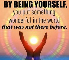 BE and express your true self.authenticity puts the personal essence of your soul into full view and it will be something never there before! What a trip! Spiritual Awakening, Spiritual Quotes, Positive Quotes, Positive Thoughts, Spiritual Thoughts, Positive Affirmations, Positive Things, Spiritual Health, Spiritual Guidance