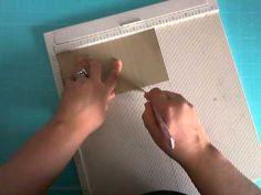 December Daily 2 -12 Hinge, Hidden Hinge Binding  Great demo.
