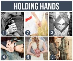 101 Tips and Ideas for Couples Photography Helps with the question of what to do with hands.