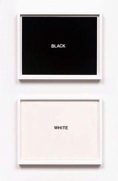 #black #white #simplicity