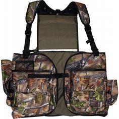 Veste pour la chasse au dindon avec pochettes de rangement multiple/ Turkey Hunting Vest Plein Air, Backpacks, Bags, Fashion, Hunting, Jacket, Clutch Bags, Handbags, Moda