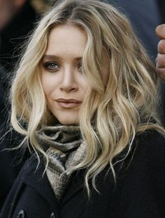 33 Times Pinterest Reminded Us of Our Love for the Olsen Twins | Winter Blonde