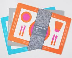 lovely manners placemats