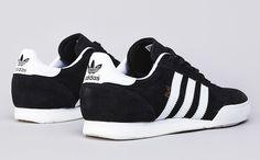 "adidas Skateboarding Silas SLR ""Black & White"""