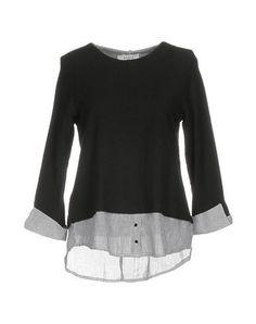 AXARA PARIS Women's T-shirt Black L INT
