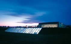 Crescent Wing | Sainsbury Centre for Visual Arts | Projects | Foster + Partners | 1978