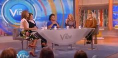 Watch What Happens When Actress Takes Stand Supporting Right to Pray in Public on 'The View'---If these people CHOOSE to go off and PRAY voluntarily, they're not violating any law. Free Will