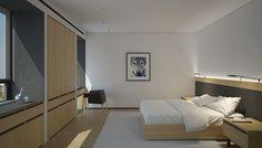 #Minimal #Bedroom #white