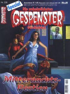 Gespenster Geschichten Spezial #228 - Mittenachts-Bestien