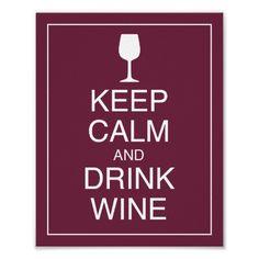 #keepcalm #wine #drink