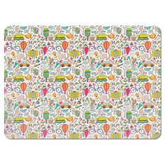 Uneekee Funny Leisure Time Placemats