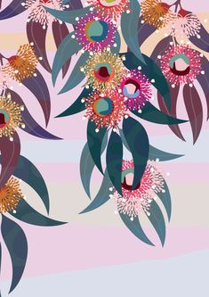 Dazzling flowering gum String Of Pearls, Summer Beauty, Peonies, Rainbow, Wallpaper, Flowers, Anime, Inspiration, Art