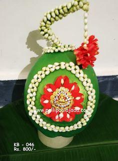 Coconut Decoration, Wedding Plates, Bridal Hair Flowers, Indian Wedding Decorations, Flower Garlands, Wedding Crafts, Bottle Crafts, Bridal Accessories, Floral Design