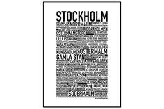 Poster Stockholm     Chilli.se
