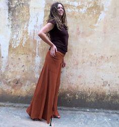 Perfect Pockets Pants light hemp/organic cotton by gaiaconceptions