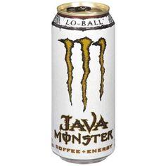 Java Monster Lo-Ball Coffee + Energy Drink, 15 fl oz