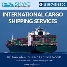 Cargo Services, Business Centre, Ship, Ships