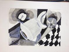amygration - cubism study