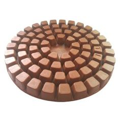 Ceramic Bond Diamond Polishing Pad is a transitional polishing pads between resin bond and metal bond tools. Resin Bond, Grinding Machine, Concrete, Ceramics, Flooring, Tools, Diamond, Metal, Ceramica