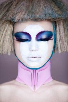 El trabajo del maquillador Ido Raphael Zadok