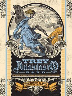 Image of Trey Anastasio Band - Atlanta, GA