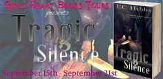 Bookworm Bettie's: Blog Tour Promo & Giveaway ~ Tragic Silence by E.C...