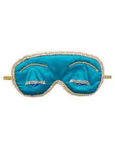 """Mary Green """"Breakfast at Tiffany's"""" Eye Mask"""