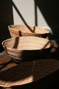 Dogon Basket