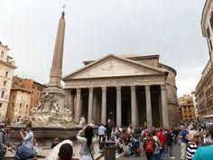 Curiosidades e información para visitar El Panteón de Agripa en Roma