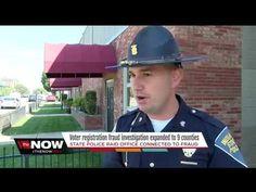 Cops raid democrat ran office for voter fraud