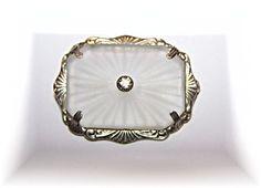 Items similar to Vintage Art Deco Era Camphor Glass Pin / Brooch on Etsy Art Deco Era, Vintage Art, Brooch Pin, Coin Purse, Purses, Glass, Etsy, Brooch, Handbags