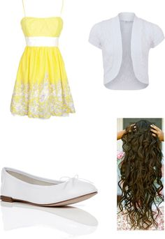 """Super Cute Easter Outfit!!"" by emmicarlini ❤ liked on Polyvore. i l.o.v.e it so cute"