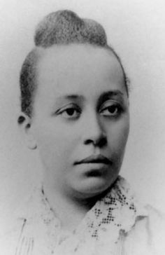 Dr. Tanner Dillon, first female doctor to pass the Alabama state medical examination and was the first woman physician at Tuskegee Institute.
