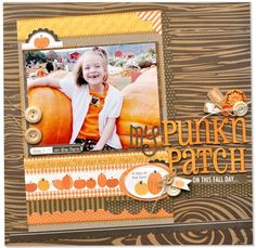 """""""My Punkin in the Patch by Amy Heller (bella blvd)"""