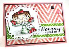 Tea in the Garden Stamp Set