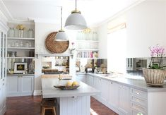 www.norfolkproduction.co.uk #STF653 Modern & contemporary home - shoot location - white - grey - shabby chic - kitchen