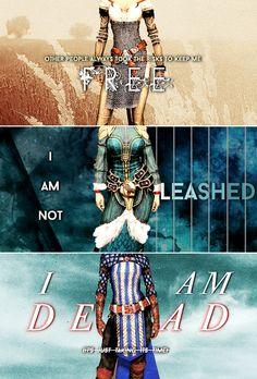 Bethany: I am not leashed I am dead #da2
