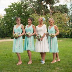 Quirky English Countryside Wedding: Sarah & James