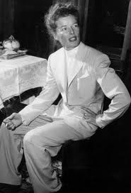 The Clothes That Helped Make Kate Great: Hepburn Costume Exhibit Is an Eyeful in Ohio Katharine Hepburn, Celine, Big Photo, Comme Des Garcons, 1940s Fashion, Classic Fashion, Classic Style, Old Hollywood, Classic Hollywood