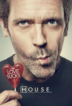 So, I've managed to come down with a cold this past weekend/week. I definitely wouldn't mind a little visit from Dr.House.